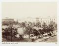 Fotografi av Sevilla. Plaza de San Fernando - Hallwylska museet - 104780.tif