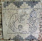 Frammenti di mosaico pavimentale del 1213, 26.JPG