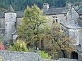 France Lozère Sainte-Enimie Château de Prades 01.jpg