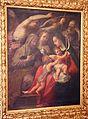 Francesco carracci, sacra famiglia con tre santi 02.jpg