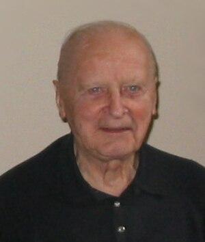 Francis A. Sullivan - Father Sullivan in May 2006