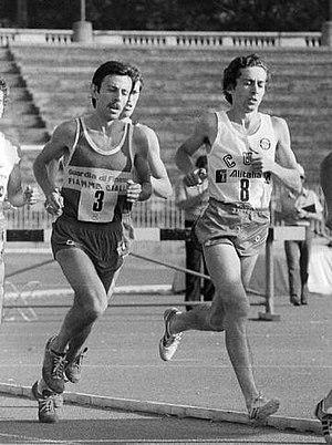 Franco Fava - Franco Fava (left with number 3)