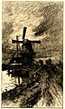 Frank Boggs, Moulin avant l'orage, fin du XIXe-début du XXe siècle, Musée d'art et d'histoire de la ville de Meudon.jpg