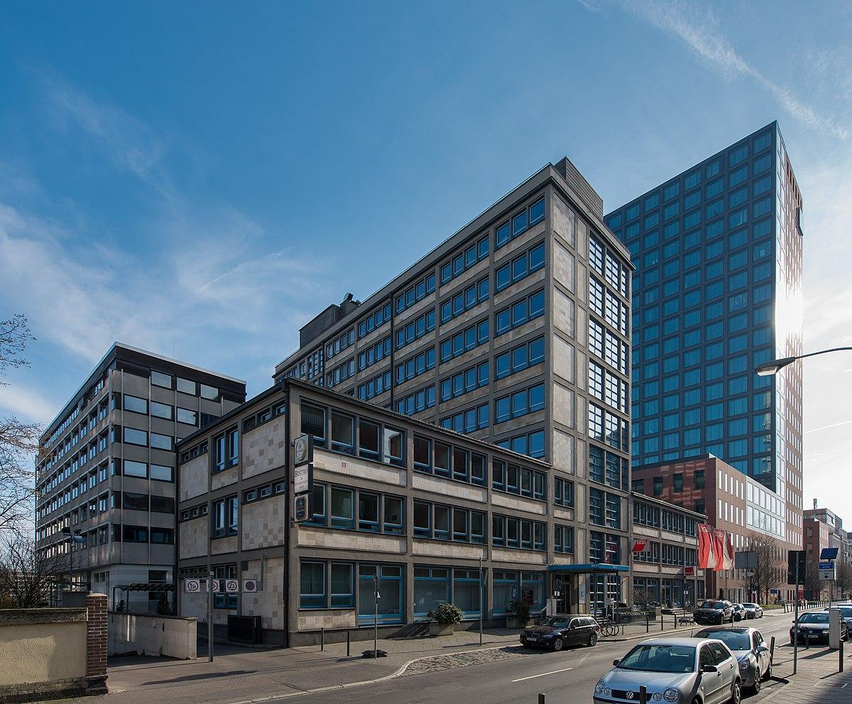 Gewerkschaftshaus frankfurt am main wikipedia - Architekturburo frankfurt ...
