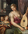 Frans Floris de Vriendt, attributed to, his studio? - Allegory of Music - Google Art Project.jpg