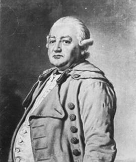 Franz Balthasar von Schönberg von Brenckenhoff