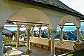 Frauenstein Kraig Kirchweg 6 Pfarrkirche hl. Johannes d. T. westl. Säulenvorhalle 15102006 36.jpg