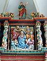 Fraukirch Genoveva Altar coronation of Mary.JPG