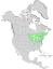 Fraxinus nigra range map 0.png