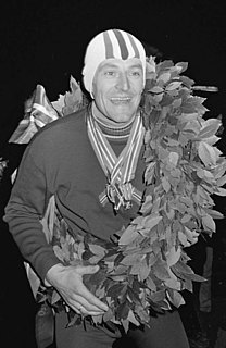 Fred Anton Maier Norwegian speed skater and racing cyclist