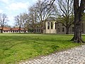 Frederiksberg Campus Grønnegården lawn.JPG
