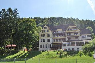 Sulz am Neckar - Image: Freie Baptisten Gemeinde Sulz