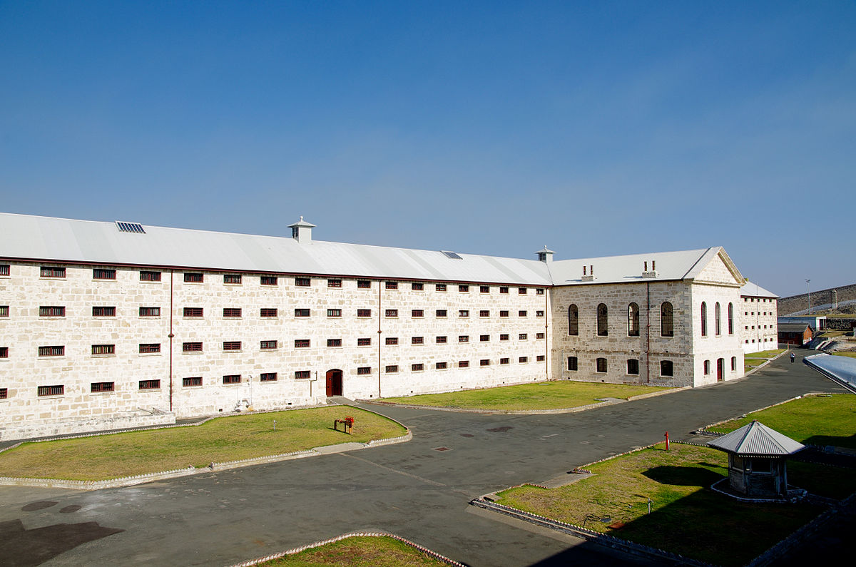 Fremantle Prison - Wikipedia