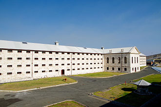 Fremantle Prison - Image: Freo prison WMAU gnangarra 131