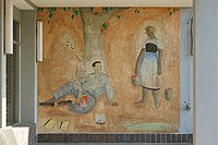 Fresko Erdbeeri-Mareili (Ernst Morgenthaler 1931) 04.jpg