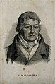 Friedrich Benjamin Osiander. Stipple engraving. Wellcome V0004379.jpg