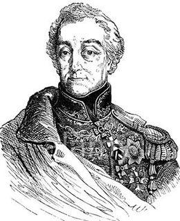 Prince Friedrich Franz Xaver of Hohenzollern-Hechingen Austrian general