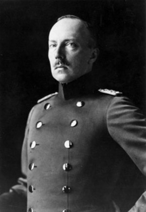 Kingdom of Finland (1918) - Prince Frederick Charles of Hesse, the king-elect of Finland