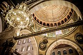 From the holy land Juresalem in Palestine Al-Aqsa Mosque From inside.jpg