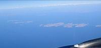 Front Arkoi Leipsoi Leros Back Agathonisi Farmakonisi Turkey coastline.jpg