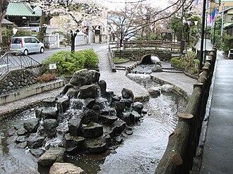 Edogawa, Tokyo - Furukawa Waterside Park in Edogawa