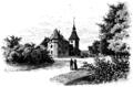 Gärsnäs slott (1885, ur Svenska Familj-Journalen).png