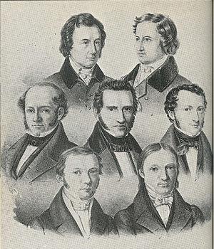 Göttingen Seven