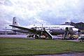 G-ATMF DC-7C F Trans Meridian Aws MAN 25JUN66 (5575616132).jpg