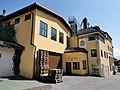 GER — BY — Landkreis Garmisch-Partenkirchen — Murnau am Staffelsee — Lederergasse (Bierladen Karg) 2020.jpg
