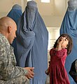 GI treats children in Khowst.jpg