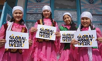Global Money Week - GMW celebrations in Kyrgyzstan