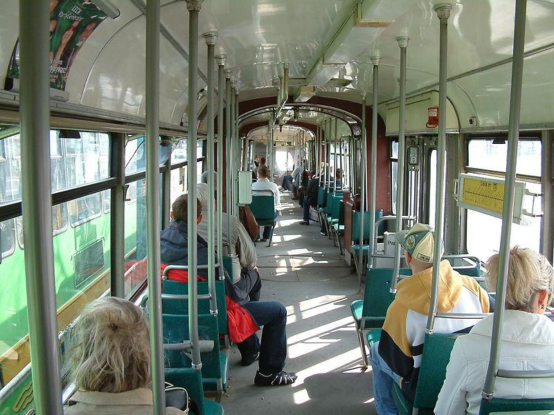 Transporte na Polônia