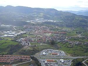 Abanto y Ciérbana-Abanto Zierbena - Gallarta, municipality's main ward