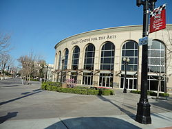 Gallo Center for the Arts Modesto.JPG