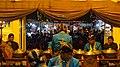 Gamelan Sekaten Kanjeng Kiai Guntur Madu dalam Acara Sekaten di Yogyakarta.jpg