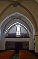 Gandia, interior de l'església del convent de santa Clara.JPG