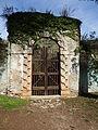 Garden of Ninfa door.JPG