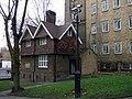 Gardener's cottage, St Pancras Gardens - geograph.org.uk - 672530.jpg