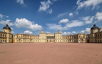 Gatchina Palace - Gatchina Palace