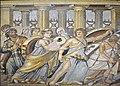 Gaziantep Zeugma Museum Achilles mosaic 7012.jpg