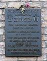 Gedenktafel für Edith Stein, Dürener Straße 89.jpg