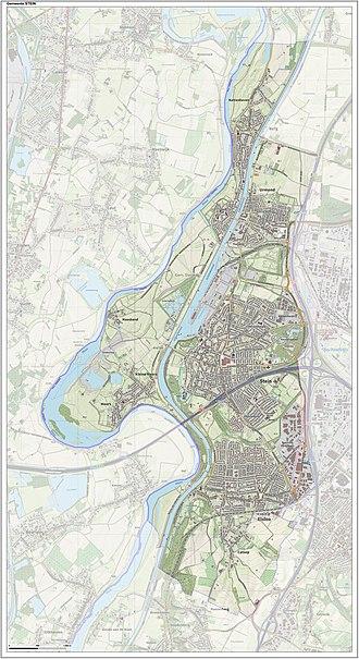 Stein, Limburg - Image: Gem Stein Open Topo