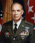 General Robert M Shoemaker, CG FORSCOM Official portrait
