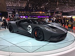 Ford Gt 2017 Wikipedia