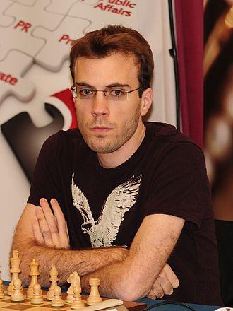 Georg Meier (chess player) - Image: Georg Meier 2013