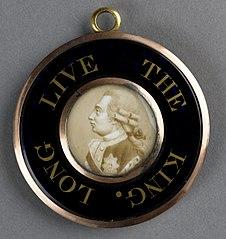 George III (1738-1820), koning van Engeland
