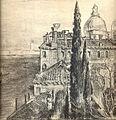 Georges Dufrénoy Jardin d'un Palais à Venise.jpg