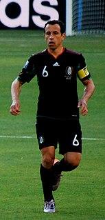 Gerardo Torrado Mexican footballer