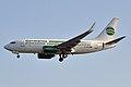 Germania, D-AGEU, Boeing 737-75B (16270754179).jpg