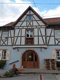 Gertwiller-Entrée du Musée du pain d'épices.jpg